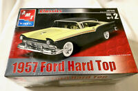 AMT ERTL CLASSICS 1957 FORD HARD TOP 1:25 SCALE #31544 New sealed box