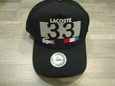 Lacoste Men's 2020 Super Sport Big Adjustable Hat Cap Limited