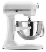 KitchenAid 6-Quart Pro 600 Bowl-Lift Stand Mixer | White