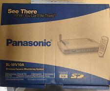 Panasonic Wireless Camera Operating Systems Model BL-WV10A