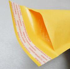 10 Kraft Bubble Mailer 5 Narrow Half Size 5 Wide X 16 Long Slim 5x16 Bag