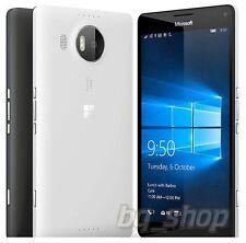 """Microsoft Lumia 950 XL Dual Sim Black 32GB 20MP 5.7"""" Windows 10 Phone By Fedex"""