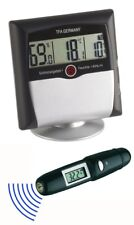TFA Dostmann Digital Termo/Igrometro Termometro a infrarossi Clima Control Set
