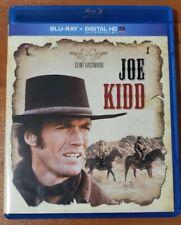 Joe Kidd (Blu-ray Disc) Clint Eastwood - No Digital