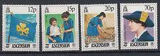 Ascension Island 1985 Anno internazionale dei giovani Mnh