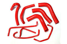 Mazda MX5 Silicone Radiator Water Hose Kit RED (NA8 94-97 1.8L) MX-5 NA set