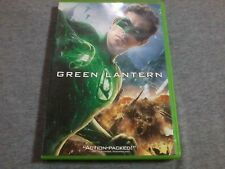 Green Lantern DVD Ryan Reynolds Made In USA
