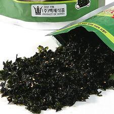 Bj Roasted Seaweed Flakes, hurigake for Rice Ball, laver, nori, Natural Food