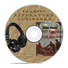 20,000 LEAGUES UNDER THE SEA, JULES VERNE, MP3 CLASSIC AUDIOBOOK LITERATURE-A38