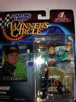 1997 Kenner Starting Line Up Winners Circle NASCAR Racing # 18 Bobby Labonte SLU