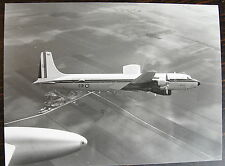 AVIATION, PHOTO AVION DOUGLAS DC 7 ARMOR (1)