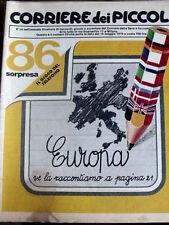 Corriere dei Piccoli 20 1979 Marzolino Tarantola - Diario di STEFI - LA PIMPA