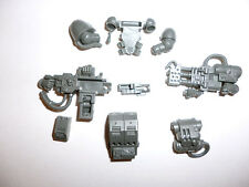 Warhammer 40K Blood Angels Tactical Squad Heavy Flamer/Bolter - G281