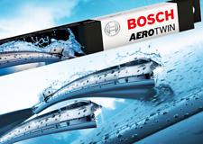 Kit 2 Spazzole tergicristallo anteriore BOSCH AEROTWIN FIAT BRAVO II A187S