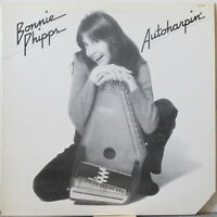 BONNIE PHIPPS Autoharpin' LP Folk w/ autoharp, voice, guitar, cello, concertina