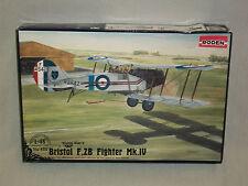 Roden 1/48 Scale Bristol F.2b Fighter Mk.IV
