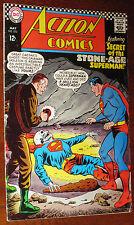 Action Comics #350 Superman Supergirl