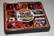 TANZ HOUSE 2 CD 'S MIT TECHNOTRONIC - HONESTY 69 - QUEEN LATIFAH - THE MIXMASTER