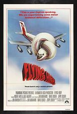 AIRPLANE ! CineMasterpieces ORIGINAL RARE INTL MOVIE POSTER FLYING HIGH 1980