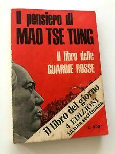 il pensiero di mao tse tung il libro delle guardie rosse il quadrato