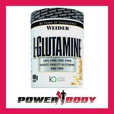 Weider - L-Glutamine, 100% Pure Free Form - 400 grams