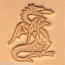 Craftool 3-D Dragón de sello de cuero (88423-00)