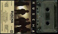 Ruscha Come Alive USA Cassette Tape
