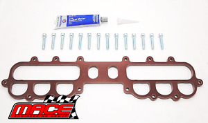 12MM MANIFOLD INSULATOR KIT FOR FORD FALCON AU INTECH HP VCT & NON VCT 4.0L I6