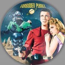 Forbidden Planet ORIGINAL MOVIE SOUNDTRACK Limited NEW VINYL PICTURE DISC LP