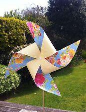 Géant papier roue tournante kit mariage tea party alice prop personnalisé vous choisissez couleurs