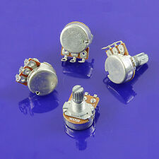 B500k Split Shaft Guitar Potentiometer Pots Audio Tone 6 Switch Control New
