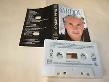 MICHEL SARDOU - K7 audio / Audio tape !!! SELECTION DU READER'S DIGEST N°1 !!!
