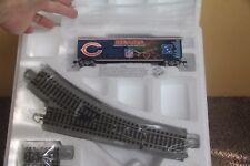 HAWTHORNE BACHMANN TRAIN NEW CAR CHICAGO BEARS FOOTBALL EXPRESS BOX MEMBER NFL