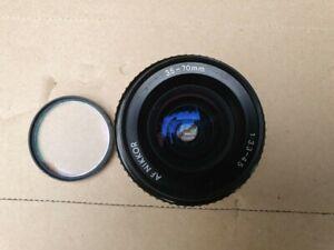 Nikon AF Nikkor f/3.3-4.5 35-70mm Zoom Macro Lens - Nikon AF Mount