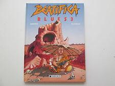 BEATIFICA BLUES T3 EO1989 TBE/TTBE GRIFFO DUFAUX EDITION ORIGINALE