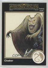 1991 TSR Advanced Dungeons & Dragons Gold #148 Forgotten Realms Cloaker Card 0c4