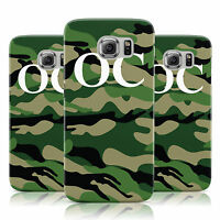 DYEFOR PERSONALISED CAMOUFLAGE A CASE COVER FOR SAMSUNG GALAXY MOBILE PHONES