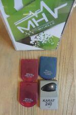LOT CARTE MEMOIRE - MEMORY CARD - PLAYSTATION -