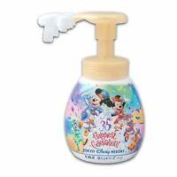 Tokyo Disney Resort Limited Happy Mickey Shape's Hand Soap Japan
