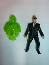 Men In Black 1998 Agent K mini action figure toy movie promo 90s Burger King!
