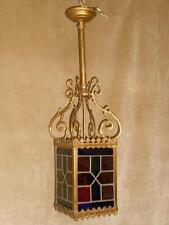 Glass Victorian Antique Decorative Arts