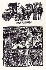 Volker Wendt-Fra Diavolo-legno di sezione 1971