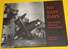 No Easy Days 2000 Incredible Drama of Naval Aviation Great Photography Nice See!