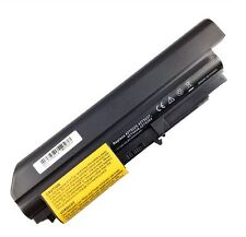 "Laptop Battery for Lenovo ThinkPad R400 T400 [ R61 T61 T61p 14.1"" widescreen ]"