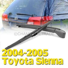 Rear Back Window Windshield Wiper Blade+ 350mm Arm For 04-05 Toyota Sienna CT
