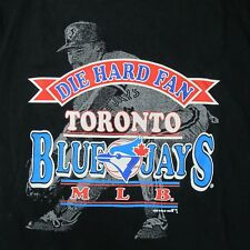 Vtg 1992 World Series Champions Toronto Blue Jays MLB T-Shirt XL