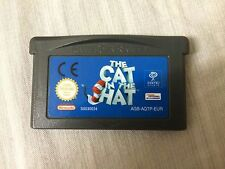 Nintendo Gameboy Advance The Cat In The Hat Game