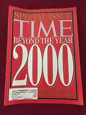 Time Magazine - Special Issue - Beyond the Year 2000 - Fall 1992