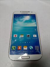~* Samsung Galaxy S4 NON WORKING Dummy Display Phone ~ White ~ Verizon