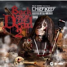 Chief Keef - Back From The Dead 2 Mixtape CD